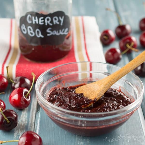 Cherry-BBQ-Sauce